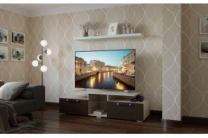 Тумба ТВ Премиум  - Мебельная фабрика «Альбина»