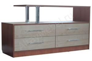 Тумба ТВ с ящиками - Мебельная фабрика «Алтай-Командор»