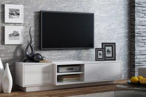 Тумба ТВ Сигма 3 - Мебельная фабрика «Фиеста-мебель»