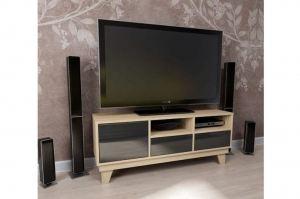 Тумба ТВ в стиле Лофт - Мебельная фабрика «Омега»