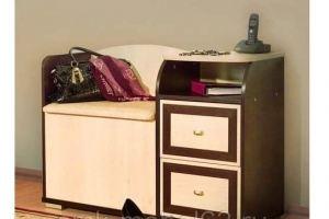 Тумбочка для прихожей - Мебельная фабрика «Перспектива»
