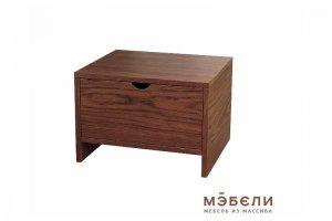 Тумбочка Нота 1 ящик - Мебельная фабрика «МЭБЕЛИ»