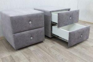 Тумбочка прикроватная Квадро - Мебельная фабрика «Диван Диваныч»