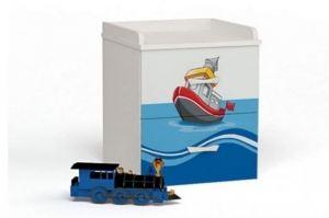 Тумбочка прикроватная Ocean - Мебельная фабрика «ABC King»