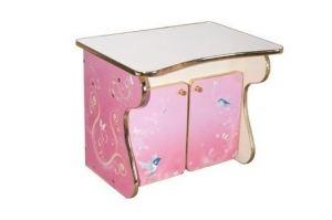 Тумбочка-столик Принцесса - Мебельная фабрика «КАРоБАС»