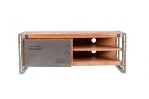 ТВ-подставка из дерева Бруклин - Мебельная фабрика «WOODGE»