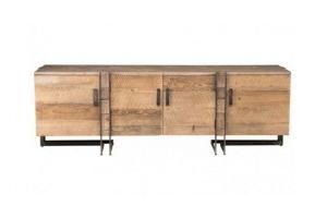 ТВ-подставка из дерева Марсело - Мебельная фабрика «WOODGE»