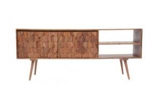 ТВ-подставка из дерева Ода - Мебельная фабрика «WOODGE»