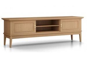 ТВ-подставка из дерева Тайлор - Мебельная фабрика «WOODGE»