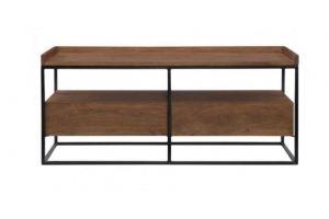 ТВ-подставка из дерева Ванкувер - Мебельная фабрика «WOODGE»