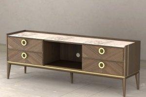 ТВ тумба Santorini - Мебельная фабрика «Lasort»