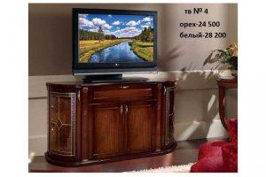 ТВ тумба № 4 Венеция - Мебельная фабрика «Лад»
