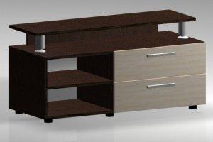ТВ-тумба Альфа 5 - Мебельная фабрика «ВикО Мебель»