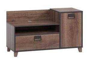 ТВ-тумба Эссен-1 - Мебельная фабрика «Woodcraft»