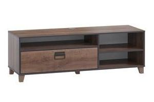 Тв-тумба Эссен-2 - Мебельная фабрика «Woodcraft»