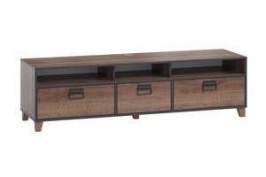 ТВ-тумба Эссен-3 - Мебельная фабрика «Woodcraft»