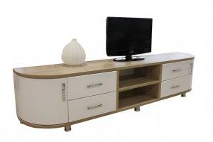 ТВ-тумба Европа 5 - Мебельная фабрика «Элика мебель»