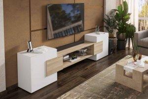 ТВ-тумба Инкастро сонома - Мебельная фабрика «Handis»