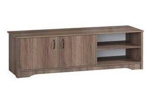 ТВ-тумба ЛОФТ-1 - Мебельная фабрика «Woodcraft»