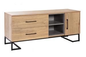 ТВ-тумба Loft Дуб - Мебельная фабрика «Perrino»
