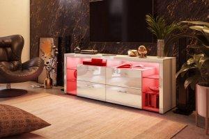 Тв-тумба Мираж 1 - Мебельная фабрика «IRIS»