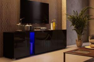 Тв-тумба Мираж 12 - Мебельная фабрика «IRIS»