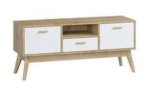 ТВ-тумба Нордик-2 - Мебельная фабрика «Woodcraft»