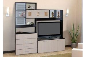ТВ-тумба Ривьера-3 - Мебельная фабрика «Грааль»