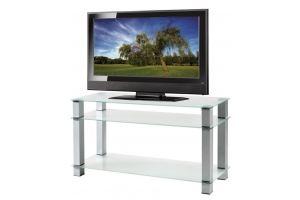 ТВ-тумба стеклянная ТВС 10 - Мебельная фабрика «Алекс-Мебель»