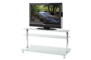ТВ-тумба стеклянная ТВС 12 - Мебельная фабрика «Алекс-Мебель»