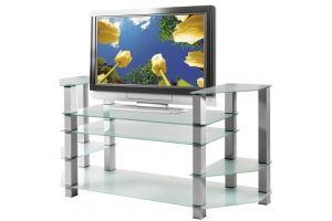 ТВ-тумба стеклянная ТВС 15 - Мебельная фабрика «Алекс-Мебель»