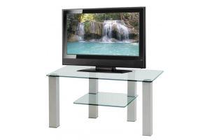 ТВ-тумба стеклянная ТВС 16 - Мебельная фабрика «Алекс-Мебель»