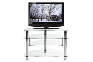 ТВ-тумба стеклянная ТВС 6 - Мебельная фабрика «Алекс-Мебель»