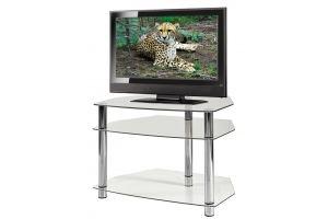 ТВ-тумба стеклянная ТВС 7 - Мебельная фабрика «Алекс-Мебель»
