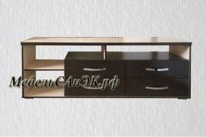 Тв-тумба в гостиную 0016 - Мебельная фабрика «САнЭК»
