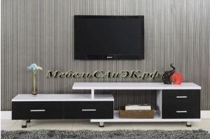 Тв-тумба в гостиную 0021 - Мебельная фабрика «САнЭК»