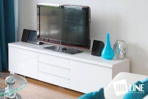 ТВ тумба в гостиную 1-07 - Мебельная фабрика «ARLINE»