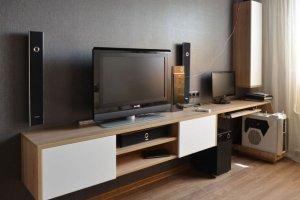 ТВ тумба в гостиную   - Мебельная фабрика «Ре-Форма»