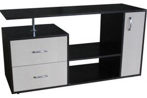 Тв-тумба в гостиную с ящиками ТВН-2 - Мебельная фабрика «Мебельный Арсенал»
