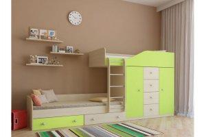 Удобная детская для двух детей - Мебельная фабрика «Народная мебель»
