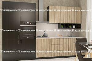 Удобная кухня Лирика ЛДСП - Мебельная фабрика «Мебель Поволжья»