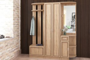 Прихожая Венера 1М - Мебельная фабрика «Континент-мебель»