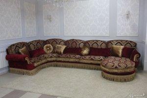 Удобный большой диван Ницца - Мебельная фабрика «Агама»