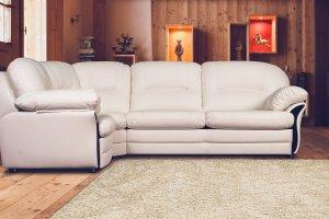 Удобный  диван Атланта угловой - Мебельная фабрика «Фан-диван»