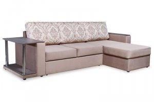 Удобный диван ГАЛАКСИ СО СТОЛИКОМ - Мебельная фабрика «Сапсан»