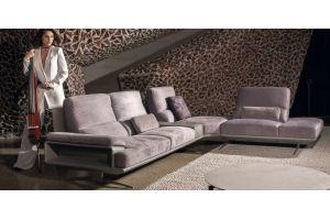 Удобный диван KLER Soprano - Импортёр мебели «Kler»