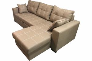 Удобный диван с оттоманкой - Мебельная фабрика «Best Mebel»