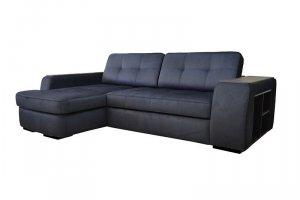 Удобный диван с оттоманкой Бристоль - Мебельная фабрика «Боно»