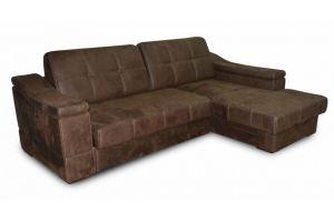 Удобный диван с оттоманкой Марио - Мебельная фабрика «Калинка»
