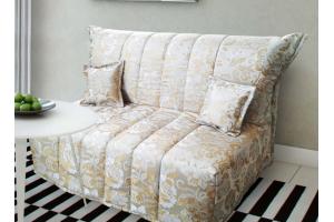Удобный компактный диван Арно без подлокотников - Мебельная фабрика «Дубрава»